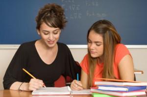 teacher-middle-school-student